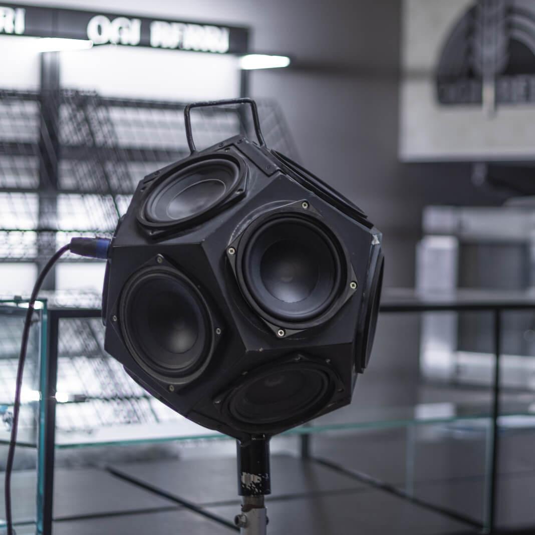 outil de mesure acoustique